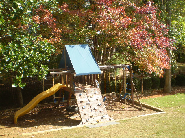 Playarea Legacy Park Home For Sale Kennesaw
